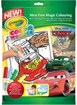 Kit Color Wonder Cars Disney Pixar