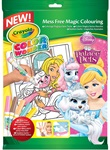 Kit Color Wonder Princess Palace pets Disney